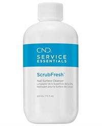 Жидкость CND Scrub Fresh, 222 мл. для обезжиривания и снятия липкого слоя