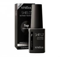 Топ для гель-лака Kinetics Shield Extra Gloss Top Coat, 15 мл. с эффектом суперглянца