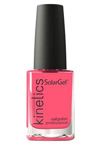 "Лак для ногтей Kinetics SolarGel #496 Recharged Blush, 15 мл. ""Заряженный румянец"""