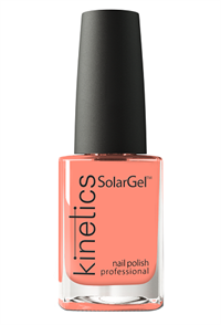 "Лак для ногтей Kinetics SolarGel #495 Pinnable, 15 мл. ""Приколотый"""