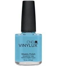 CND VINYLUX #102 Azure Wish,15 мл.- лак для ногтей Винилюкс №102