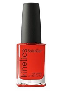 "Лак для ногтей Kinetics SolarGel #481 Alarm, 15 мл. ""Тревога"""