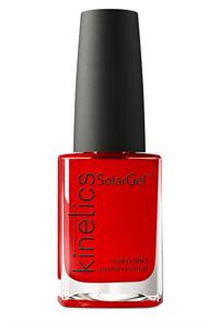 """Лак для ногтей Kinetics SolarGel #464 Scarlet Letter, 15 мл. """"Алая буква"""""""