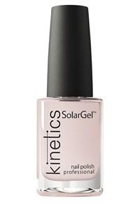"Лак для ногтей Kinetics SolarGel №005 Stark Naked, 15 мл. ""Полное обнажение"""