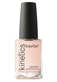 "Лак для ногтей Kinetics SolarGel Rose Petal #059, 15 мл. ""Лепестки роз"""