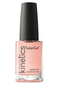 """Лак для ногтей Kinetics SolarGel #455 Peach Rock, 15 мл. """"Персиковый камень"""""""