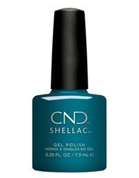 """Гель-лак CND Shellac Viridian Veil, 7.3 мл. """"Зеленая вуаль"""""""