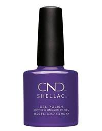 "Гель-лак CND Shellac Video Violet, 7.3 мл.  ""Фиалка"""