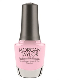 "Лак для ногтей Morgan Taylor Plumette With Excitement, 15 мл. ""Веселая Плюметт"""