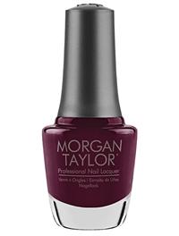 "Лак для ногтей Morgan Taylor Let's Kiss & Warm Up, 15 мл. ""Давай целоваться, погреемся"""