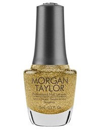 """Лак для ногтей Morgan Taylor Ice Cold Gold, 15 мл. """"Ледяное золото"""""""