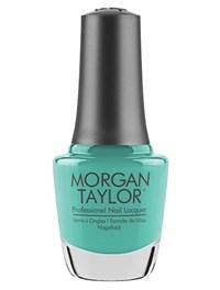 "Лак для ногтей Morgan Taylor Ruffle Those Feathers, 15 мл. ""Украсьте все перьями"""
