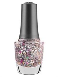 """Лак для ногтей Morgan Taylor Over-The-Top Pop, 15 мл. """"Топ-топ под звуки поп"""""""