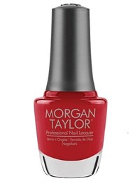 "Лак для ногтей Morgan Taylor A Kiss From Marilyn, 15 мл. ""Поцелуй от Мэрилин"""