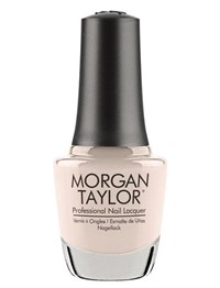 "Лак для ногтей Morgan Taylor In The Nude, 15 мл. ""Фарфоровый"""