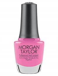 """Лак для ногтей Morgan Taylor Lip Service, 15 мл. """"Как твои губы"""""""