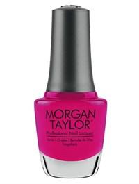 "Лак для ногтей Morgan Taylor Prettier In Pink, 15 мл. ""Розовый гламур"""