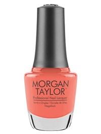 """Лак для ногтей Morgan Taylor Candy Coated Coral, 15 мл. """"Сладкий коралл"""""""