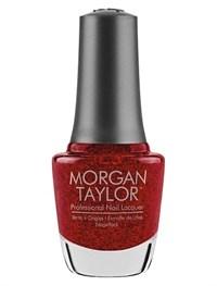 "Лак для ногтей Morgan Taylor Rare As Rubies, 15 мл. ""Гранатовый браслет"""
