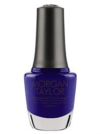 """Лак для ногтей Morgan Taylor Super Ultra Violet, 15 мл. """"Ультра-фиолет"""""""