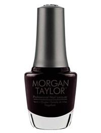 "Лак для ногтей Morgan Taylor Night Owl, 15 мл. ""Ночная птица"""