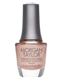"""Лак для ногтей Morgan Taylor Bronzed & Beautiful, 15 мл. """"Бронзовый"""""""