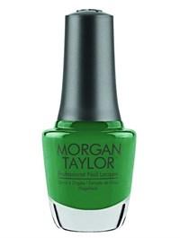"""Лак для ногтей Morgan Taylor Later Alligator, 15 мл. """"Классический зеленый"""""""