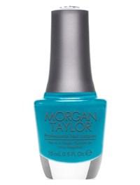 """Лак для ногтей Morgan Taylor Gotta Have Hue, 15 мл. """"Бирюзовый"""""""