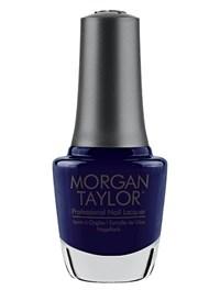 """Лак для ногтей Morgan Taylor Deja Blue, 15 мл. """"Дежавю"""""""