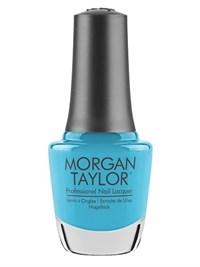 """Лак для ногтей Morgan Taylor Varsity Jacket Blues, 15 мл. """"Цвет твоей победы"""""""