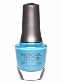 """Лак для ногтей Morgan Taylor One Cool Cat, 15 мл. """"Один крутой кот"""""""