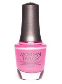 """Лак для ногтей Morgan Taylor Let's Go To The Hop, 15 мл. """"Пойдем в пляс"""""""