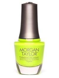 "Лак для ногтей Morgan Taylor Watt Yel-lookin At?, 15 мл. ""Посмотри на мой желтый"""