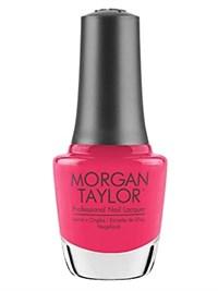 """Лак для ногтей Morgan Taylor Pink Flame-ingo, 15 мл. """"Розовое пламя"""""""