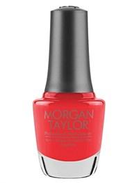 """Лак для ногтей Morgan Taylor Big Bang Red, 15 мл. """"Большой взрыв"""""""