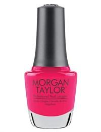 """Лак для ногтей Morgan Taylor Pop-arazzi Pose, 15 мл. """"Папарацци"""""""