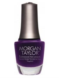"""Лак для ногтей Morgan Taylor Plum Tuckered Out, 15 мл. """"Лакомый кусочек"""""""