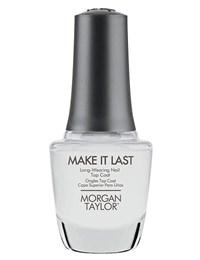 Защитное покрытие Morgan Taylor Make It Last, 15 мл. топ для лака