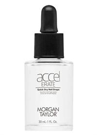 Капельная сушка Morgan Taylor Quick Dry Drops, 30 мл. быстросохнущая для лака