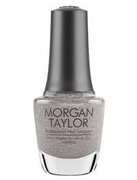 "Лак для ногтей Morgan Taylor Tinsel My Fancy, 15 мл. ""Включи воображение"""