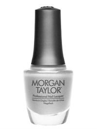 """Лак для ногтей Morgan Taylor Gifted in Platinum, 15 мл. """"Платиновая огранка"""""""