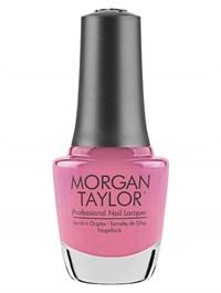 """Лак для ногтей Morgan Taylor Rose-Y Cheeks, 15 мл. """"Розовые щечки"""""""