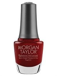 """Лак для ногтей Morgan Taylor What's Your Poinesttia?, 15 мл. """"Пионовая роскошь"""""""