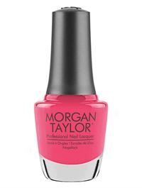 """Лак для ногтей Morgan Taylor Don't Pansy Around, 15 мл. """"Анютины глазки"""""""