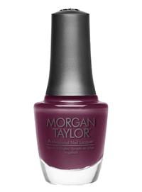 """Лак для ногтей Morgan Taylor Warriors Don't Wine, 15 мл. """"Путь воина"""""""