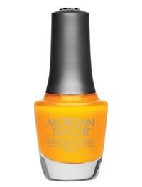 """Лак для ногтей Morgan Taylor Sunset Yellow Applique, 15 мл. """"Закат"""""""