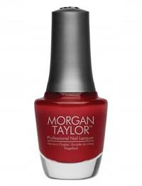 """Лак для ногтей Morgan Taylor Cherry Applique, 15 мл. """"Вишнёвый"""""""