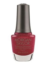 """Лак для ногтей Morgan Taylor Rocking My Stocking, 15 мл. """"Искуситель"""""""