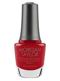 """Лак для ногтей Morgan Taylor Who Nose Rudolph?, 15 мл. """"Мороз Красный-Нос"""""""
