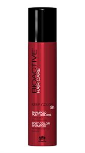 Шампунь для окрашенных волос Farmagan Bioactive Keep Color Sh Post Color Shampoo, 250 мл. с маслом луговых трав